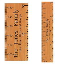 Personalised Height Chart Height Ruler Wooden Print Personalised Height Chart Wall Stickers Decal Vinyl Growth Chart For Height Measure Stickersmagic