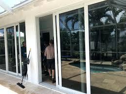 sliding glass door fixed panel clips sliding glass doors