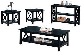 black console table. Sofa Table Black Modern Console Wood Design