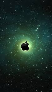cool apple logos in space. apple logo space htc one m8 wallpaper cool logos in
