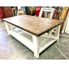 rustic farmhouse end tables gorgeous rustic round farmhouse coffee