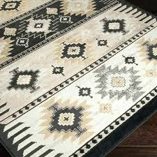 black and white aztec rug rug popular of area rug with meticulously woven southwestern nomad area black and white aztec rug