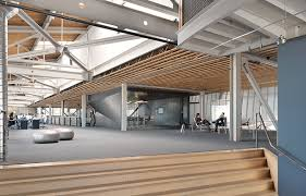 office space architecture. Obscura Digital HQ By IwamotoScott Architecture Office Space A