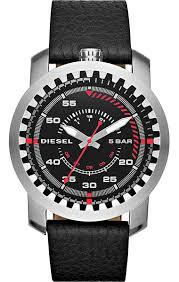 <b>Diesel DZ1750</b> - Мужские наручные <b>часы</b> в стальном круглом ...