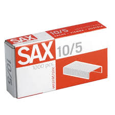 "<b>Скобы для степлера</b> ""<b>Sax</b>"", №10, оцинкованные, 1000 штук ..."