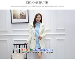 when the new 2016 autumn cooked for women korean winter coats that long hair what