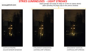 Seeing Light Trails
