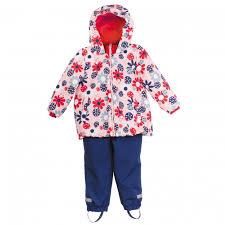 <b>Комплект</b> для девочки. <b>Куртка</b>, <b>полукомбинезон PlayToday</b> 168001