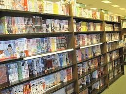 File Manga at Barnes & Noble Colma JPG Wikimedia mons