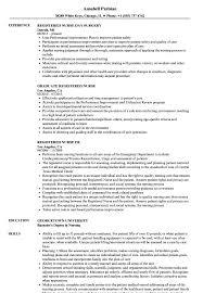 Resume Registered Nurse Resume Samples Velvet Jobs New