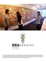 Speck Design Jobs Idea Session By Speck Media