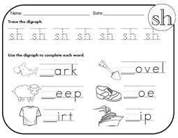 Live worksheets worksheets that listen. Sh Digraph Worksheet Teachers Pay Teachers