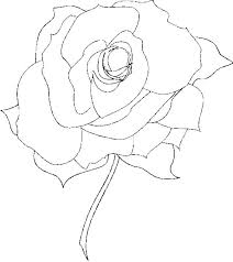 rose ring page free of a pages printable roses for coloring easy