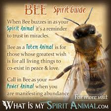 bee symbolism meaning