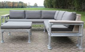 Pipe Outdoor Furniture  SimplylushlivingPipe Outdoor Furniture