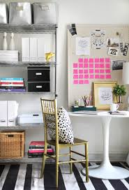 pink home office design idea. Perfect Office Throughout Pink Home Office Design Idea
