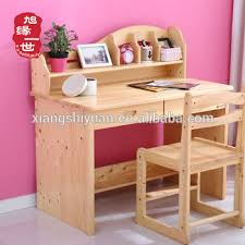 Image Wood Kids Study Room Furniture Wooden Children Assemble Study Table With Shelf Bookcase And Chair Alibaba Kids Study Room Furniture Wooden Children Assemble Study Table With