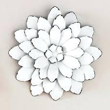 white flower wall art target