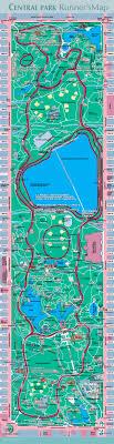 navigation maps of central park