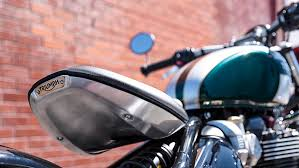 triumph bobber nz review roadtest a bobber each way