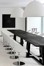 modern black white minimalist furniture interior.  interior modern minimalist dining room interior design in black white  interior  design minimalist furniture o