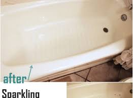 how to remove rust stains from a fiberglass bathtub ideas