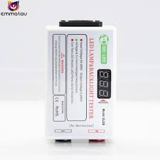110v Test Light Us 28 12 30 Off Ac 85 265v 110v 220v Led Lcd Screen Tv Backlight Tester Led Lamp Beads Light Board Test Repair Tools Gj2b In Voltage Meters From