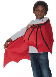 Cozy Wings Size Chart M7491 Kids Bat Butterfly Or Fairytale Wings Sewing
