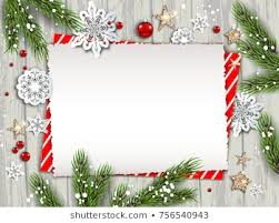 Christmas Photo Frames Templates Free Christmas Frames Vector Stock Illustrations Images