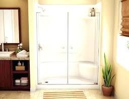 shower stall kits for mobile homes mobile home showers bathroom large size of walk in