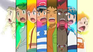 Pokemon HD: Pokemon Sun And Moon Anime Mega Evolution