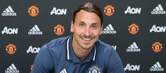 zlatan ibrahimovic s first interview as a man united player video zlatan ibrahimovic s first interview as a man united player