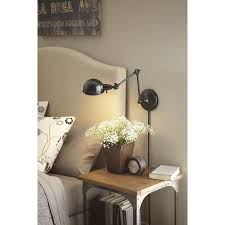 Bedroom Swing Arm Wall Sconces