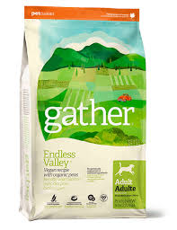 <b>GATHER ENDLESS VALLEY</b> Recipe for adult <b>dogs</b>