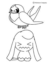 Pokemon Kleurplaten Sceptile Pokemon Swampert Coloring Pages