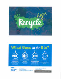 Recycling Update July 11 2018 Lancaster Township