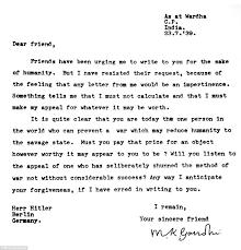 best mahatma gandhi images mahatma gandhi transcript of the letter wrote by gandhi to hitler