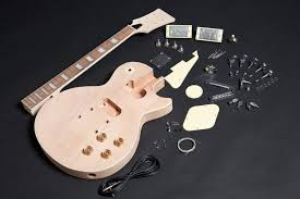 les paul electric guitar diy kit 179