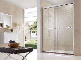 china stainless steel profile frame toughened safety glass shower doors china shower screen shower enclosure