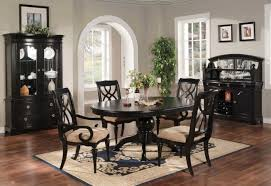 Distressed Black Kitchen Table Black Distressed Table Makeover The Thinking Closet Elegant Black