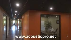 black acoustical drop ceilings orlando florida acoustic pro you