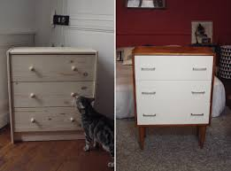 Ikea Chest Hack Diy Ikea Hack Fausse Commode Vintage Pieds Compas Margs Book