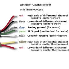 oxygen sensor wiring diagram wiring diagram and schematic design chevy o2 sensor wiring diagram isolated ground receptacle