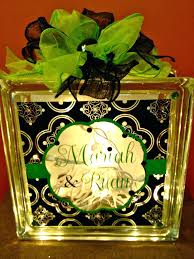 glass block for crafts personalized embellished lighted glass block glass block crafts for glass block for crafts
