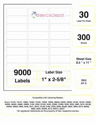 Avery Mailing Label Template 5160 Mailing Label Template Avery 5160 Templates Mti5nde