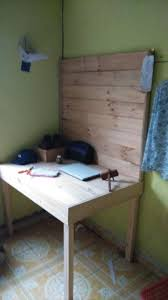 pallet office. Recycled Pallet Working Table Office