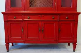 painted red furniture. wonderful painted red furniture butler 1572183 i and perfect design p