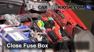 Fiat Stilo Engine Fuse Box 1.9 JTD Alanser NE Vergla