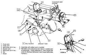 chevy 2 2l engine diagram power steering wiring diagram for you • repair guides steering power steering pump autozone com rh autozone com 2 2l ecotec engine diagram