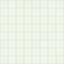 Graph Paper Grid Background 2d Illustration Vector Eps 8
